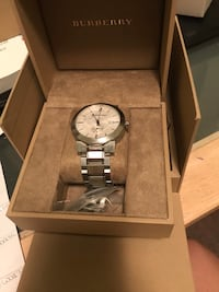 Burberry Watch Vancouver, V5X