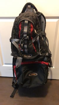 Asolo travel backpack 3750 km