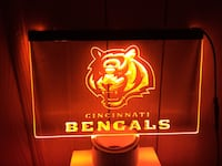 Bengals LED Neon Light Display Akron, 44310