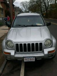 Jeep - Liberty - 2002 Springfield, 01108