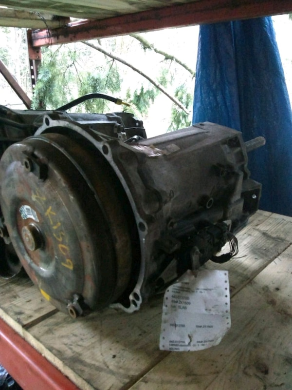 4L60E Transmission For Sale >> 97 Chevy Corvette 4l60e Transmission