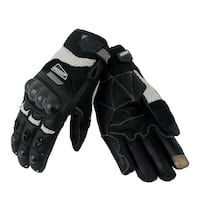 New Pilot Motorcycle Gloves with Carbon Fiber L Redondo Beach, 90278