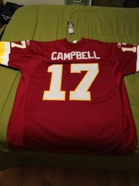 Jason Campbell Redskins Authentic Jersey Size 50 Falls Church, 22046