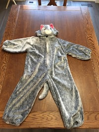 Kids Halloween/dress up cat costume