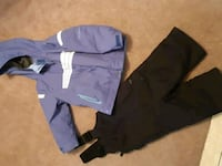 Toddler 3pc snow suit size 2T Brampton, L7A 3B6