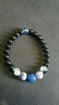 Beautiful black and blue bracelet Toronto, M1P 4N3