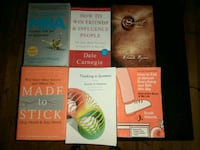 Business and personal developpement book Montréal, H4N 1Y3