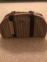 Arteria Tote Bag, Can Be Use Has A Overnight Travel Bag Or Gym & Etc Brownsville