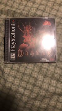 playstation 1 diablo Vienna, 22180
