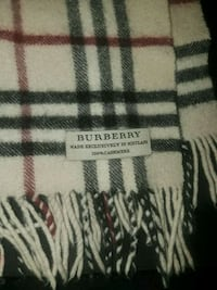 Authentic Burberry Scarf Toronto, M5A 0A1