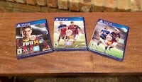 PlayStation 4 (PS4) FIFA Collection! All BRAND NEW - FIFA '14, '15, '16 San Antonio, 78216