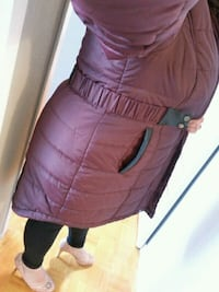 New Woman's winter jacket  528 km