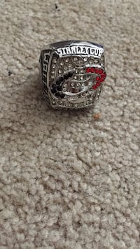 2006 hurricane champ ring  Georgina, L0E