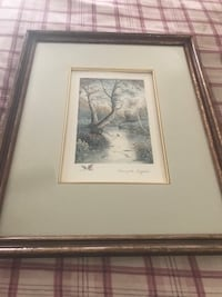 Framed and matted art Bakersfield, 93307