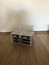 Acrylic make up box  London