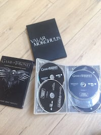 DVD saison 4 Game of thrones Auterive, 31190