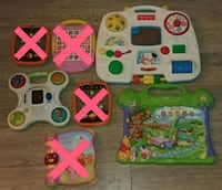 baby's assorted activity toys Saint-Charles-Borromée, J6E 2A5