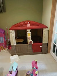 Step2 playhouse. Only used indoors!