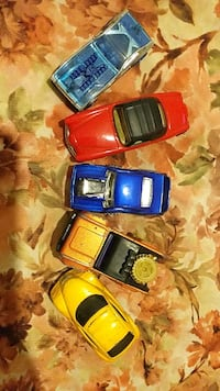 Hot wheels arabalar