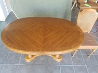 Wooden Table and Buffet Hamilton, L8W 2P6