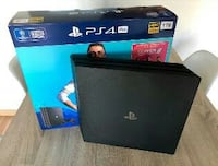 Sony consola PS4 negra con caja Madrid, 28001