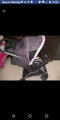 baby's black and gray stroller The Bronx, 10455