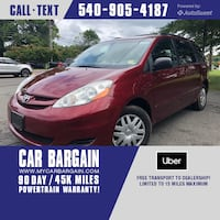 2009 Toyota Sienna LE Warrenton, 20186