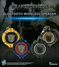 Mimi speakers of transformers bluetooth Pomona, 91767