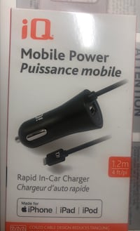 Rapid In-Car Charger