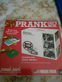 Gag gift Prank box tech lover  Christmas box Mississauga, L4X 2V8