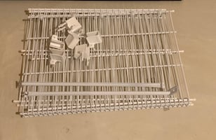 Wire Shelves for Closet or Pantry