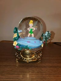 """Moods of Tinkerbell"" Snow Globe"