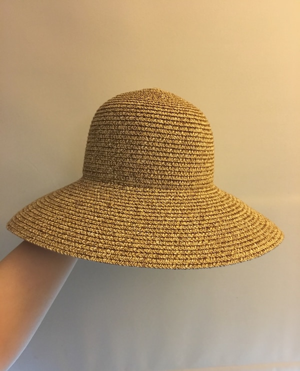 Straw hat / One size 2d94608a-0509-4f0f-a1f9-52060803f304