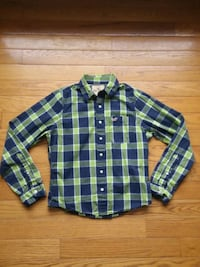 Hollister Flannel Pillager, 56473