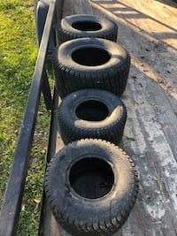 Mower/Small Tractor turf tires