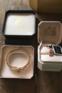 Juicy couture matching ring and bracelet Berkeley, 08721
