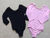 Girl Body Suits-Size 8-10 Edmonton, T6X 1C5