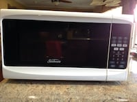 White and black emerson microwave oven Goshen, 10924