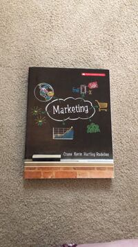 Marketing tenth Canadian edition