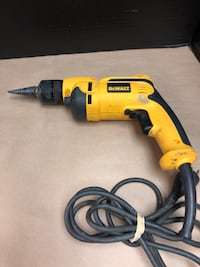 DEWALT 3/8 in. (10 mm) Variable Speed Reversing Pistol Grip Drill Daytona Beach, 32117
