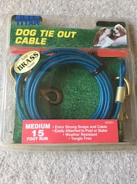 Dog cable NEW