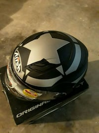 casco Airoh movement shot black tg. L 6782 km