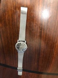 Sharper Image Watch with very nice metal band Hollywood, 33020