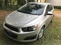 Chevrolet-Sonic-2014 Virginia Beach