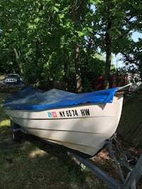 White and blue personal watercraft Wantagh, 11793