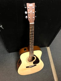 Yamaha FX325A Acoustic-Electric Guitar - USED Excellent Condition  Santa Ana