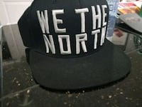 We the north Raptors hat  Toronto, M6S 5A2