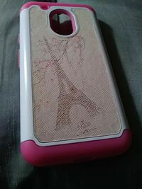Cell phone outterbox case #prettypink