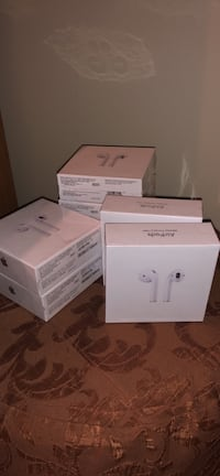 Airpods 2 W/Charging case& Gps localization 1:1 sealed box