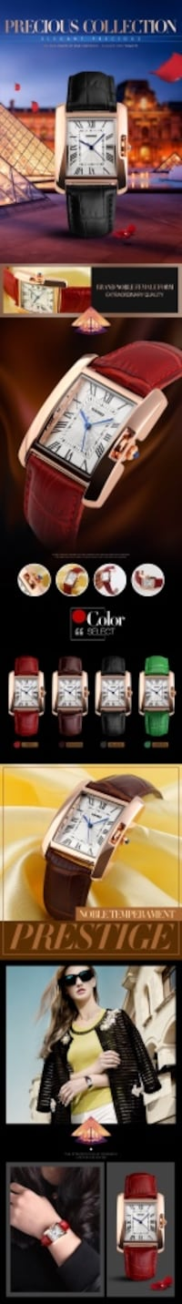 Best New style slim flower shell dial women wristwatch famale watch for sale Battery operate  Victoria, V8V 1V4